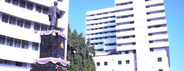 Hotels near Chiang Mai University