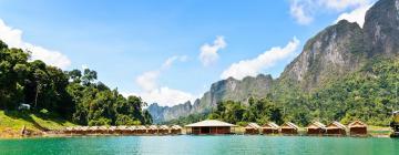 Hotels near Khao Sok