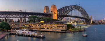 Hotéis perto de: Circular Quay