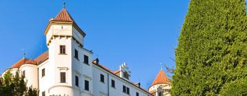 Schloss Konopiště: Hotels in der Nähe
