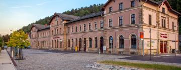 Bahnhof Bad Schandau: Hotels in der Nähe