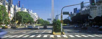 Hoteles cerca de Avenida 9 de Julio y Avenida Corrientes