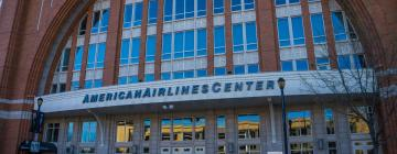 Hotels near American Airlines Center