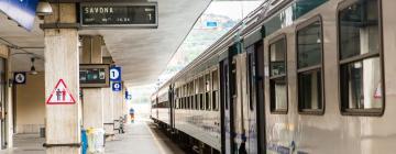 Stazione di La Spezia Centrale: hotel