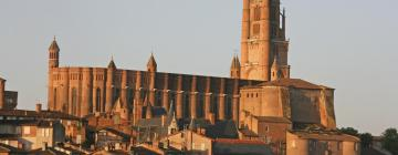 Hotels near Albi Cathedral