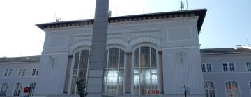 Salzburg Hauptbahnhof: Hotels in der Nähe