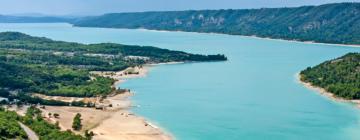 Hotels near Lac de Sainte Croix