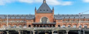 Центральный железнодорожный вокзал Копенгагена: отели поблизости