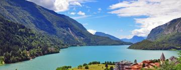 Hotels near Molveno Lake