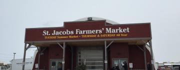 Hotéis perto de: St. Jacobs Farmers' Market