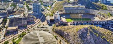 Hotels near Arizona State University