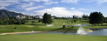 Hotels near Mijas Golf