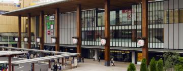 Hotels near Nagano Station