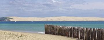 Dune du Pyla: Hotels in der Nähe