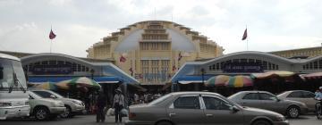 Hotels near Central Market