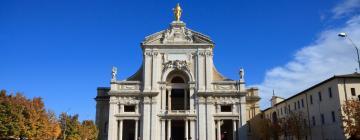 Hotell nära Basilica di Santa Maria degli Angeli