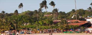 Hotels near Jericoacoara´s Center Village