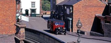 Hotels near Black Country Living Museum