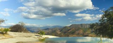 Hotels near Hierve el Agua