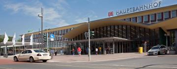 Hotels near Bochum Central Station