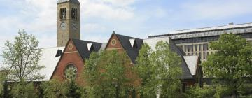 Hotels near Cornell University