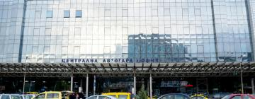 Hotels near Sofia Central Bus Station