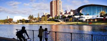 Hotéis perto de: Adelaide Convention Centre