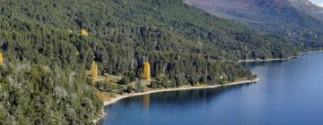 Hotels near Seven Lakes National Park