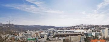 Brněnské výstaviště – hotely poblíž