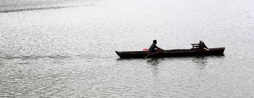 Hotels near Bhimtal Lake