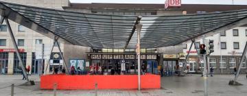 Hauptbahnhof Ulm: Hotels in der Nähe