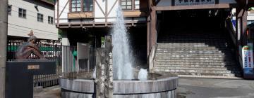 Hotels near Unazuki Onsen