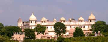 Hotels near Chittorgarh Fort