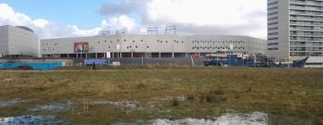 Hotels in de buurt van Stadion Euroborg