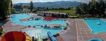 Hoteli v bližini znamenitosti Terme Čatež