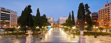 Hotels near Syntagma Square