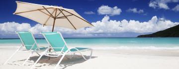 Flamenco paplūdimys: viešbučiai netoliese