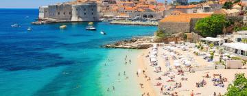 Hotels near Dubrovnik Copacabana Beach