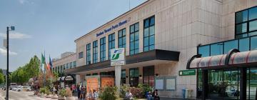 Stazione di Verona Porta Nuova: hotel