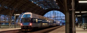 Prag Hauptbahnhof: Hotels in der Nähe