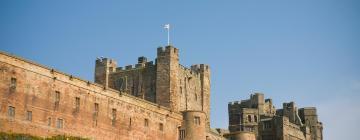Hotels near Bamburgh Castle