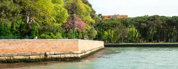 Сады Биеннале: отели поблизости