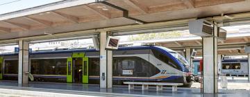 Stazione di Palermo Centrale: hotel