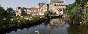 Палац Буссако: готелі поблизу