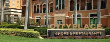 Hotels near CityPlace