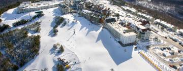 Hotels near Snowshoe Mountain Resort