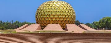 Hotels near Sri Aurobindo Ashram