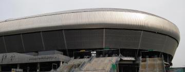 Stadio Wörthersee: hotel
