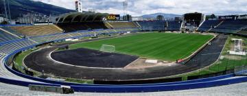 Hotéis perto de: Atahualpa Olympic Stadium