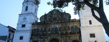 Hoteles cerca de Fuerte de Panamá Viejo